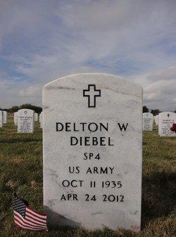 Delton W Buddy Diebel