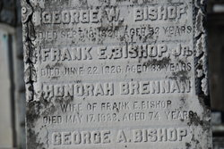 Honorah <i>Brennan</i> Bishop