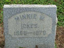 Minnie M Ickes