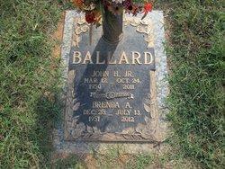 Brenda <i>Andrews</i> Ballard