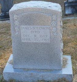 James Solomon Byrd, Sr