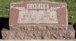 Elmon J Loehr
