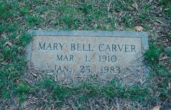 Mary Bell Carver