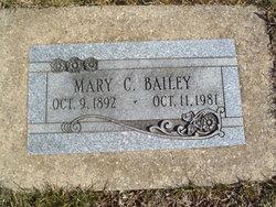 Mary C. <i>Ryan</i> Bailey