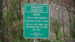 Bingman Cemetery