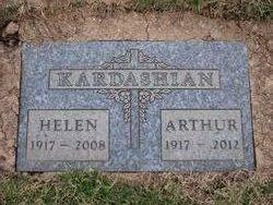 Helen <i>Arakelian</i> Kardashian