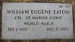 William Eugene Eaton