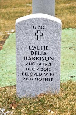 Callie D Harrison
