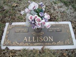 Marion Wilkes Allison