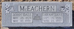 Sarah Jane McEachern