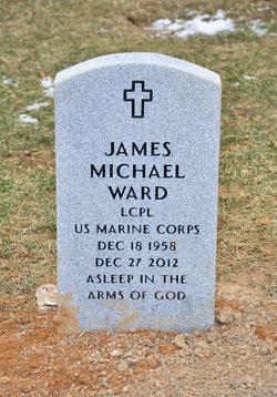 LCpl James Michael Ward