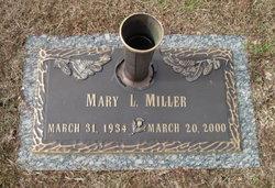 Mary Elizabeth <i>Lewis</i> Miller
