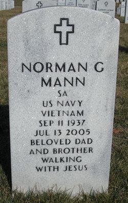 Norman Gale Mann