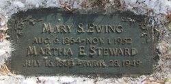 Mary S. <i>Steward</i> Ewing