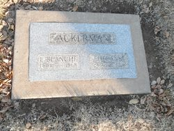 J Frank Ackerman
