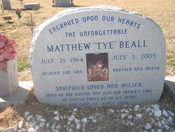 Matthew Tye Tye Beall