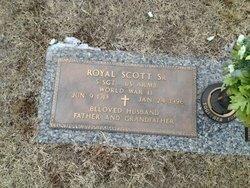 Royal Scott, Sr
