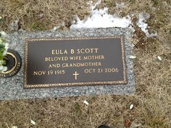 Eula B Scott