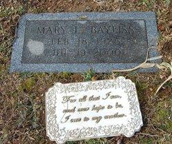 Mary Louise <i>Kerns</i> Bayliss