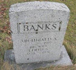 Edith S. <i>Saunders</i> Banks
