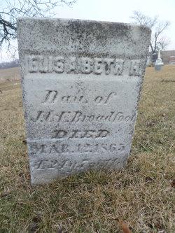 Elizabeth H Broadfoot