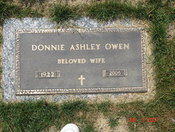 Donnie Alotta <i>Ashley</i> Owen