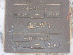 Winifred <i>Felix</i> Blank