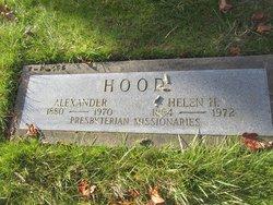 Alexander Hood