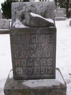 Harrold E. Rogers