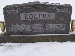 James Pearl Rogers