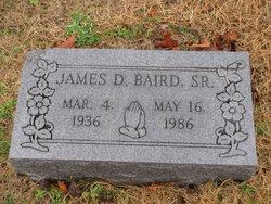 James D Baird, Sr