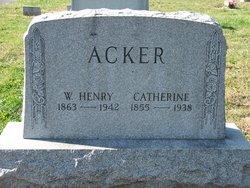 William Henry Acker
