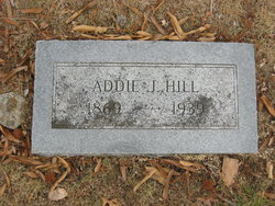 Addie J. Hill