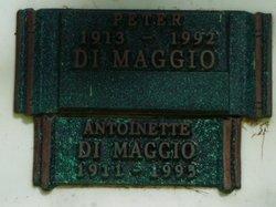 Antoinette DiMaggio