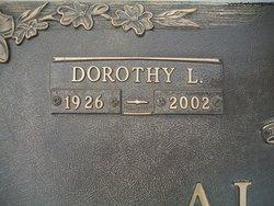 Dorothy Leota <i>Hildebrand</i> Allison