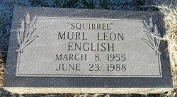 Murl Leon Squirrel English