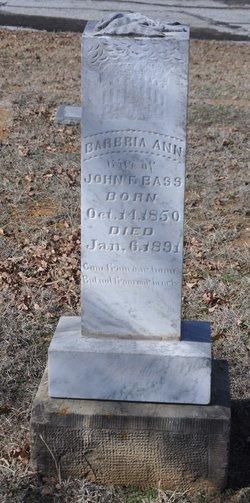 Barbria Ann Bass