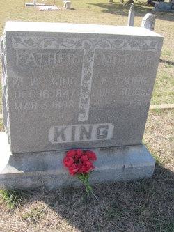 Emaline Tabitha <i>Tipton</i> King