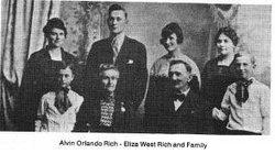 Eliza Jane <i>West</i> Rich