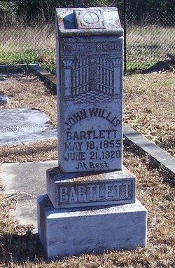John Willis T Bartlett