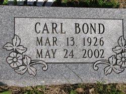 Carl Richard Bond
