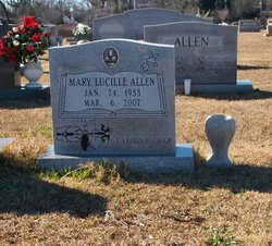 Mary Lucille <i>Green</i> Allen