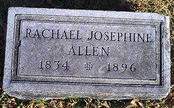 Rachael Josephine <i>Dodds</i> Allen