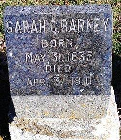 Sarah Charlotte <i>Farwell</i> Barney
