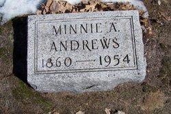 Minnie A. Andrews