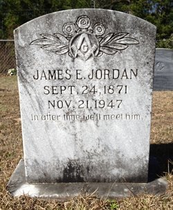 James E Jordan