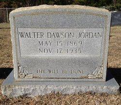 Walter Dawson Jordan