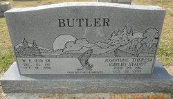 Josephine Theresa <i>Staudt</i> Butler