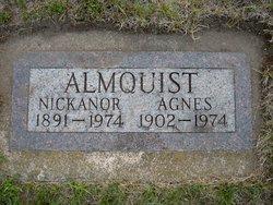 Agnes Christina <i>Johnson</i> Almquist