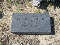 Hattie L Hat <i>Dixon</i> Greathouse